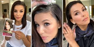 Eva Longoria Just Dyed Her Own Hair Using $9 Drugstore Box Color ...