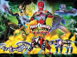 power rangers jungle fury fan art