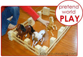 Diy Play Fence For Small World Play Kids Activities Blog Activities For Kids World Play Kids Activities Blog