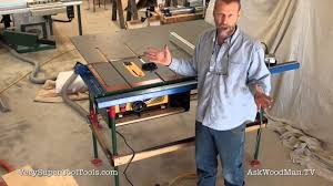 922 Benchtop Table Saw Upgrade Video 1 Intro Youtube
