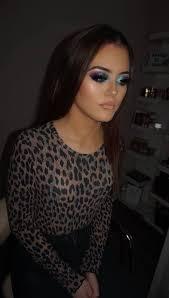 Bold eyes & nude lips 💙💚💜 - Adele Collins - Makeup Artist   Facebook