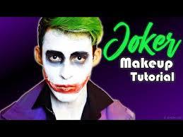the joker makeup tutorial beauty