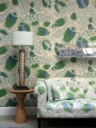fabric and wallpaper palmyre living