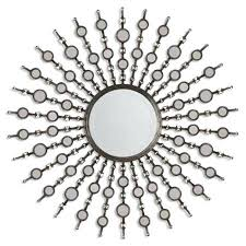 round starburst mirror save this item