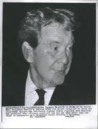 1965 Press Photo Actor Burgess Meredith West Hollywood California |  Historic Images
