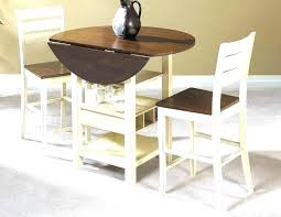 table and folding chairs dining