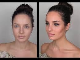 simple yet elegant makeup look you