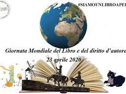 Oggi, 23 aprile è la Giornata internazionale del libro e del ...