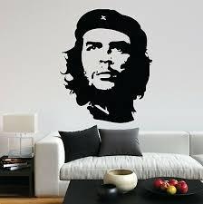 Che Guevara Cuba Love Communist Power Peace Vinyl Decal Wall Art Sticker Home Ebay