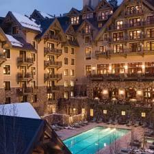 resort four seasons resort vail vail