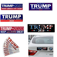 Donald Trump 2020 Car Stickers Trump Keep Make America Great Decal Diy Trump Car Window Vehicle Paster Van Decals Vinyl Boat Lettering From Highqualit02 0 25 Dhgate Com