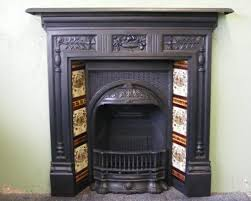 period cast iron fireplaces