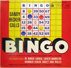 Sandy Becker - Sandy Becker's Bingo (Vinyl) | Discogs