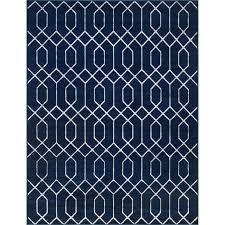marilynmonroe glam navy blue area rug