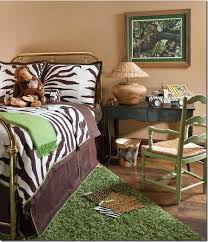 Cote De Texas Oct 2 2010 Jungle Bedroom Theme Bedroom Themes Safari Bedroom