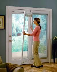 odl add on blinds for doors flush
