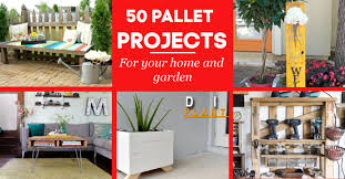 50 amazing pallet projects for your