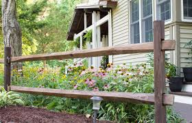 How To Stain A Split Rail Fence Wagner Spraytech