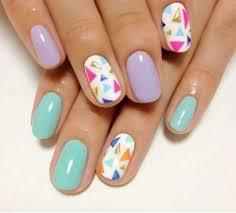 15 easy spring nail art patterns