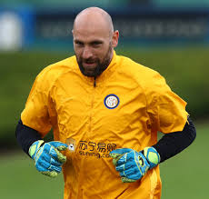 Meet the Wimbledon reject on £180k-a-year who is Inter's back-up ...