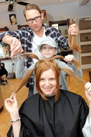 Kingswood woman loses her locks to lend support to Ava ...