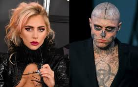 model zombie boy from lady a s born