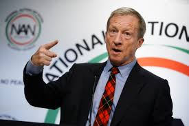 Tom Steyer Buys Trump 2020 Slogan Website Domain To Sell Trump Is A Fraud A Failure Bumper Stickers