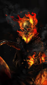 ghost rider iphone wallpapers