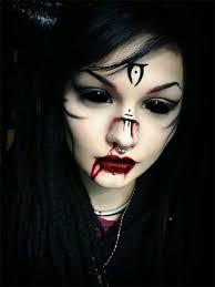 goth makeup styles saubhaya makeup