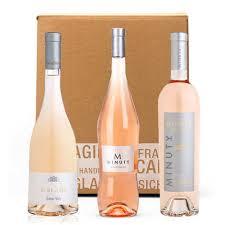 minuty rosé wines box minuty s a