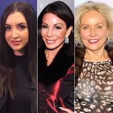 Ashlee Malleo Threatens Legal Action Against Danielle Staub Plus, Kim  Granatell Calls Danielle A 'Liar' in 2020 | Ashlee, Hair pulling, Real  housewives news