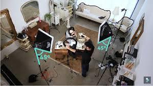 lighting setup for beauty videos the