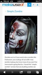 awesome halloween makeup tutorials by