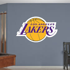Los Angeles Lakers Logo Los Angeles Lakers Nba Los Angeles Lakers Logo Lakers Logo Sports Wall Decals