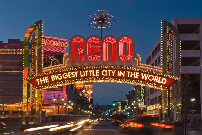 Reno – An Exotic Desert Valley Resort