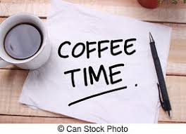 time to break coffee time coffee time break time business