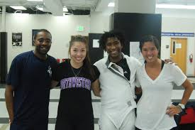 Ivan Lee Shares Fencing, Choices with the Next Generation