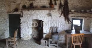 irish kitchens photo rural old irish