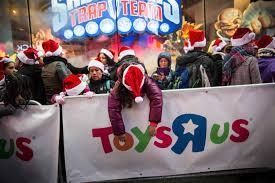 toys r us leaving times square gap