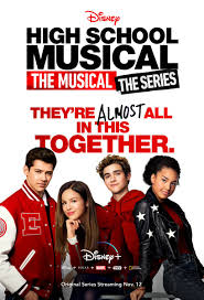 High School Musical: The Musical - The Series (TV Series 2019 ...