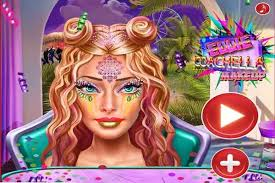 ellie coaca makeup make up games