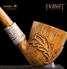 The Desolation Of Smaug - Pipe Of Bilbo Baggins Replica