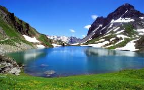 natural scenery mountain landscape