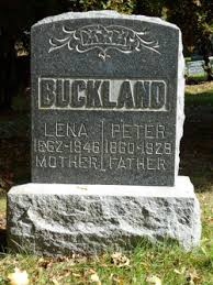 Peter Buckland (1860-1929) - Find A Grave Memorial