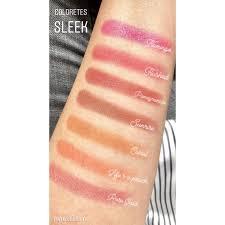 sleek makeup blush sunrise saubhaya