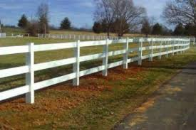 Benefits Of Vinyl 3 Rail Post And Rail Vinyl Fencing Fence Supply Online