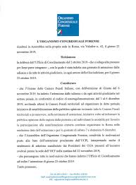 Ordine degli Avvocati di Firenze