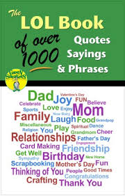 the lol book of over quotes sayings phrases ebook green
