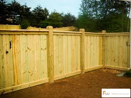 Spartan Wood Privacy Fence5 Fence Workshop