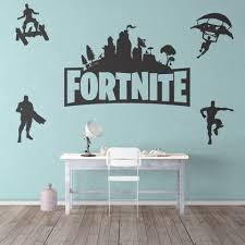 Fortnite Wall Stickers Huetion